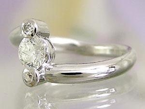 【送料無料】0.34ct 婚約指輪 エンゲージリング ダイヤモンド プラチナ 一粒 大粒 ダイヤモンドリング ダイヤ ストレート 贈り物 誕生日プレゼント ギフト エンゲージリング婚約指輪プラチナダイヤモンドリング手作り人気