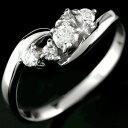 プラチナ 指輪 PT900 ダイヤモンド 婚約指輪 エンゲージリング ピンキーリング リング ダイヤリング レディース 送料無料