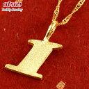 純金 メンズ 24金 ゴールド 24K 数字 1 ペンダント ネックレス 24金 ゴールド k24 ナンバー