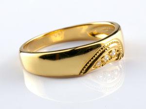 【送料無料】ペアリング 結婚指輪 マリッジリング ダイヤモンド ハート イエローゴールドk18 結婚式 18金 ダイヤ ストレート カップル 贈り物 誕生日プレゼント ギフト ペアリング 結婚指輪 マリッジリング ダイヤモンド ハート