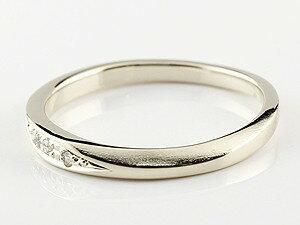【送料無料】ペアリング ダイヤモンド 結婚指輪 マリッジリング ホワイトゴールドk18 18金 シンプル つや消し 結婚式 ダイヤ ストレート スイートペアリィー カップル 贈り物 誕生日プレゼント ギフト 本物の素材 ダイヤ ペアリング ホワイトゴールドk18