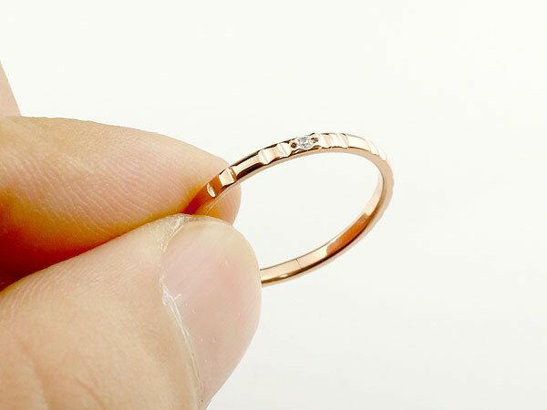 結婚指輪 ペアリング マリッジリング ダイヤモ...の紹介画像2