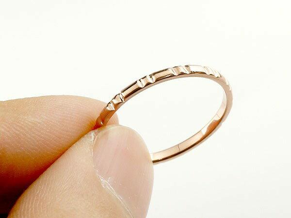 結婚指輪 ペアリング マリッジリング ダイヤモ...の紹介画像3