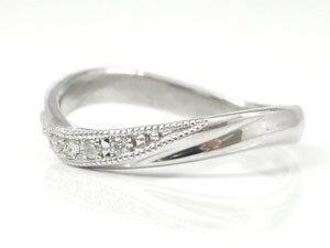 結婚指輪 ペアリング マリッジリング ダイヤモンド ブルームーンストーン プラチナ ミル打ち 結婚式 ダイヤ カップル 贈り物 誕生日プレゼント ギフト 結婚指輪 プラチナ 指輪 リング マリッジ リング 結婚