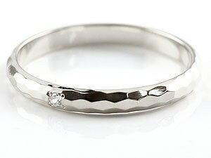 【送料無料】結婚指輪 ペアリング マリッジリング指輪 ダイヤモンド ホワイトゴールドk10指輪k10 10金 ダイヤ ストレート カップル 贈り物 誕生日プレゼント ギフト 価格が安いk10 人気のレディース 手作り 天然宝石 工房直販