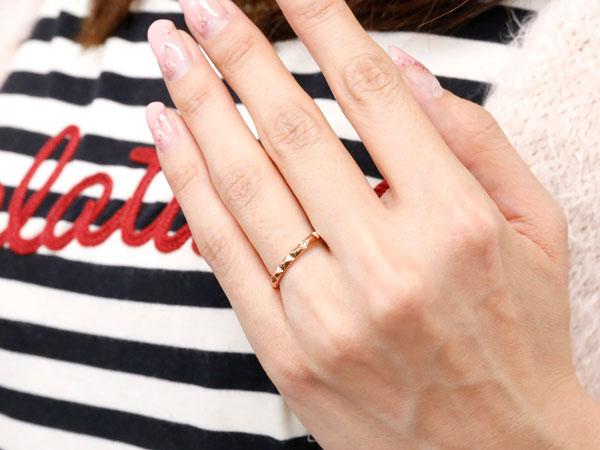 【送料無料】ペアリング マリッジリング 結婚指輪 ピンクゴールドk18 ストレート カップル 18金 宝石なし 地金 メンズ レディース 贈り物 誕生日プレゼント ギフト 結婚指輪 サプライズプレゼント マリッジリング 人気
