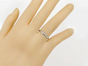 【送料無料】ピンキーリングダイヤモンドリングホワイトゴールドk18指輪ダイヤモンド 18金 ダイヤ 4月誕生石 ストレート 2.3 贈り物 誕生日プレゼント ギフト 指輪 ゴールド シンプル 送料無料 手作り レディース 人気