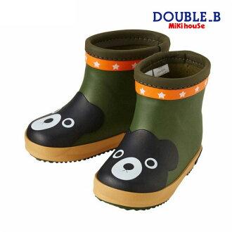 在雙Bつま的前方提高基本工資★雷恩長筒皮靴(高筒靴)(13cm~16cm)
