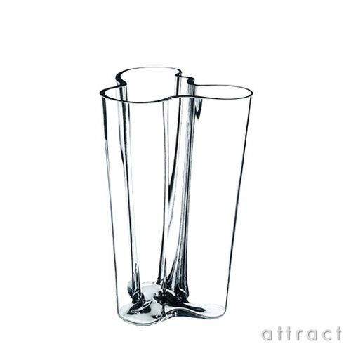 イッタラ iittala AALTO アアルト フラワーベース フィンランディア Mサイズ 200mm カラー:クリア ホワイト ガラス製品 花瓶 花器 北欧 【RCP】【smtb-KD】