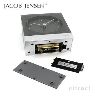 【正規販売店】JACOBJENSEN(ヤコブ・イェンセン)AlarmClock(アラームクロック置き時計)テーブルクロック(カラー:全3色)アラーム機能(スヌーズ・ライト付き)(目覚ましバング&オルフセンB&O)(モダン贈り物ギフト)【smtb-KD】