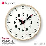 Lemnos ���Υ� fun pun clock �դ�פ�ä� ��YD14-08L��L������ ��365mm �ץ饤���å� ���ƥåץ�֥��� �ǥ������ڶ� �ۻ� �ʥ��ƥå����궵�� �Ҷ� �ɳݤ����סˡʥ������륯��å� £��ʪ ���եȡˡ�HLS_DU�ۡ�smtb-KD��