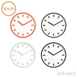 マジス MAGIS 【正規取扱店】 TEMPO テンポ Wall Clock ウォールクロック Φ30cm AC510 カラー:全3色 デザイン:深澤直人 壁掛け時計・デザインクロック