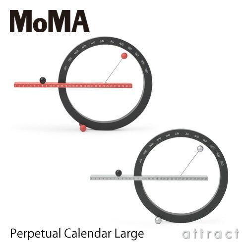 MoMA モマ ニューヨーク近代美術館 Perpetual Calendar パーペチュアルカレンダー Large ラージ Lサイズ 万年カレンダー カラー:2色 デザイン:ギデオン・ダガン インテリア デスク ステーショナリー