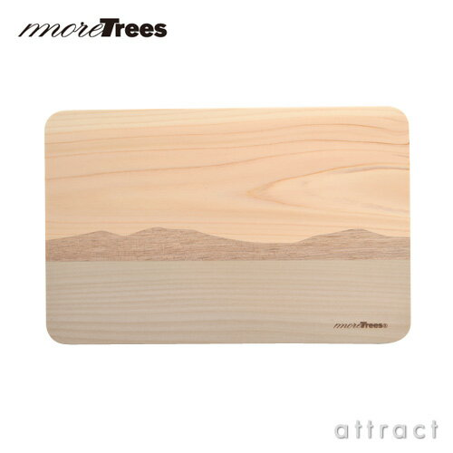 more trees モア トゥリーズ カッティングボード まな板 無塗装仕上げ