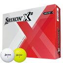 ダンロップ スリクソン X2 ボール 1ダース=12個入り(全2色)#SRIXON#エックス2