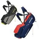 【あす楽対応】テーラーメイド フレックステック スタンドバッグ TA890 スタンド式キャディバッグ サイズ:9.5型/2.5kg TaylorMade TA-890 2021年モデル ゴルフバッグ