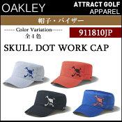 【新品】【送料無料】【2017年モデル】【人気商品】オークリー SKULL DOT WORK CAPワークキャップ 品番:911810JP[OAKLEY/17SS/APP/CAP]