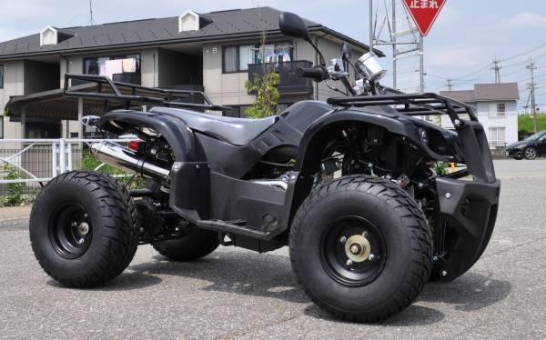 ATV バギー110cc ZONGSHENエンジン搭載 ハマータイプ新車