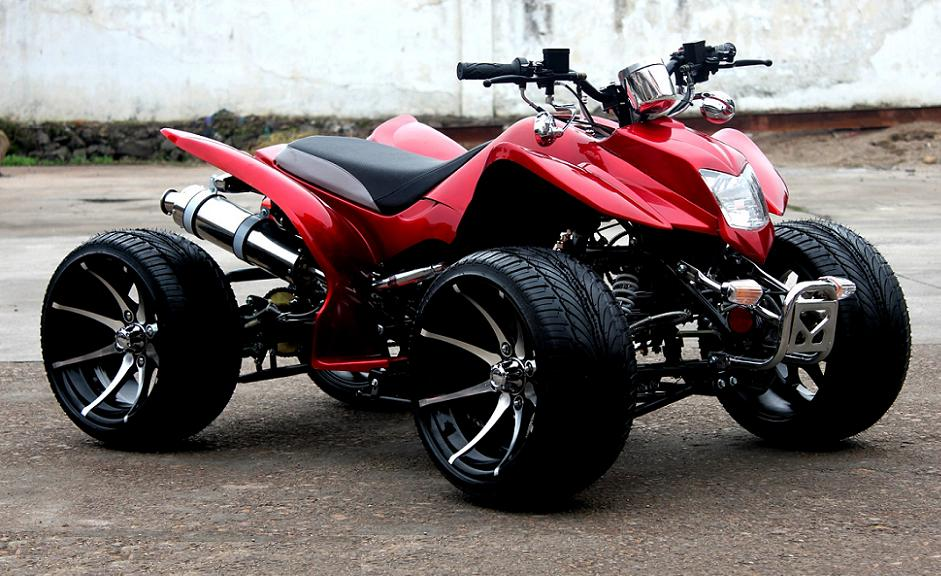 ATV バギーカスタム LIFANエンジン搭載R...の商品画像