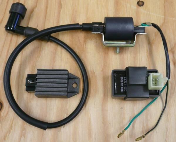 ATV、バギー用 レギュレター CDI コイル3...の商品画像