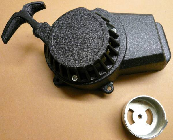 新型ポケバイ用 改良リコイルスターター H067B