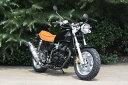 エイプ風バイク125ccエイプ風 125ccバイク セル、クラッチ付