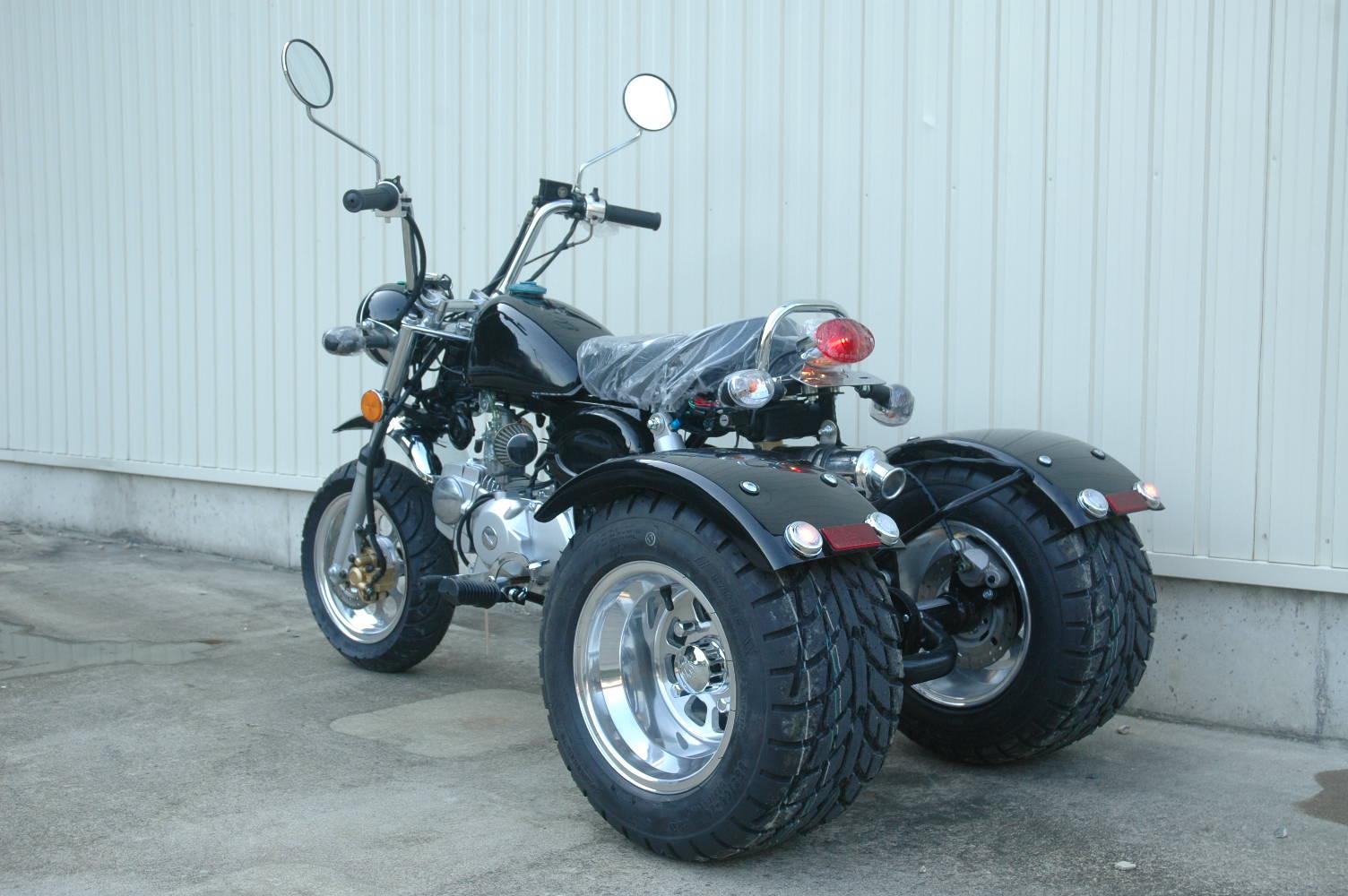 モンキートライクデフ付 125cc 前進4段 ...の紹介画像3