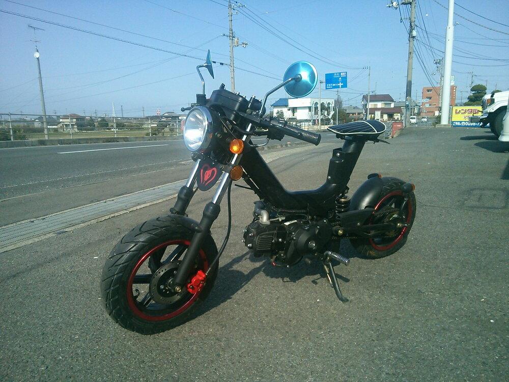 ザックスミニ 50ccカスタムバイクの商品画像