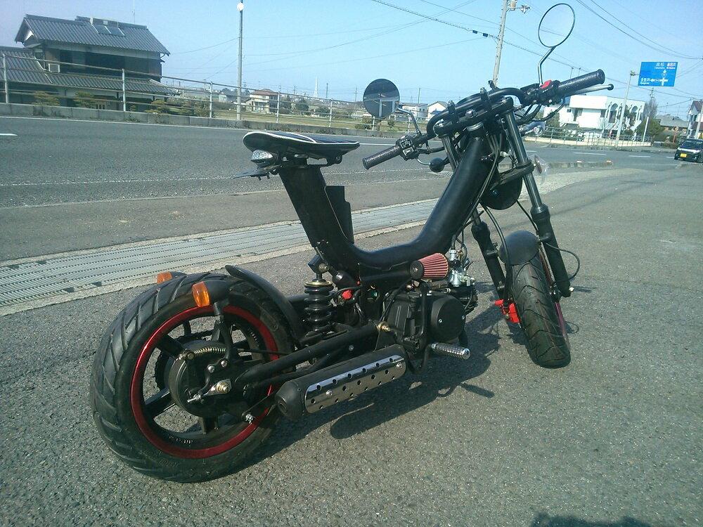 ザックスミニ 50ccカスタムバイクの紹介画像3
