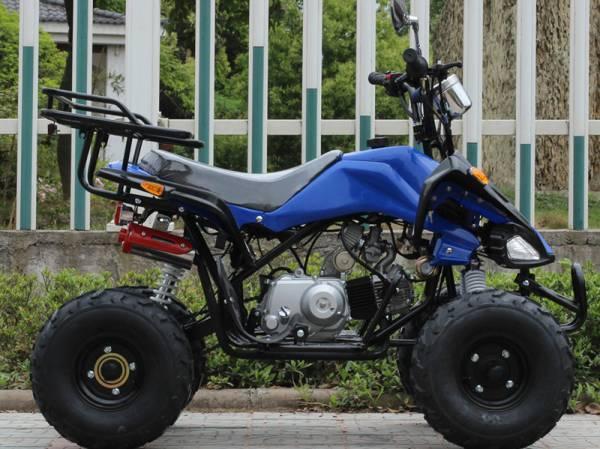 四輪セミバギー 公道走行 50cc ATV 前...の紹介画像2