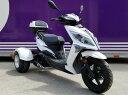 セミトライク50cc三輪バイクスクーターミニカー HL-50-9P