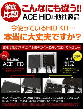 [N]ACEHID35WH1/H3/H7/H8/H11/HB3/HB4�����Ǿ����饹IC�ǥ�����Х饹��35W������55W������뤵�����ڰ¿���1ǯ�ݾڡۡ�����̵����