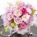 ◆ラ・フランセ(クリアケース入り)◆送料無料【プリザーブドフラワー花束】【あす楽対応_東海】