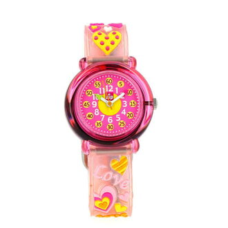 Baby watch /babywatch ZIP & ZAP love (heart) child service watch kids watch