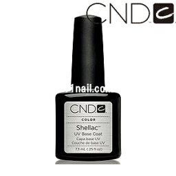 シェラック[CND Shellac]UVベースコート(12.5ml)/ソークオフベースジェル