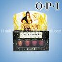 OPIの新色限定ミニサイズでセットになりました【期間数量限定】OPI2010年冬新色『バーレスク』 ミニボトルセット[ホリデー]リトルティザーズ ミニパック