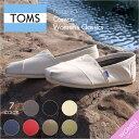 【夏セール開催中!!】 TOMS トムス シューズ Canvas Women's Classics [001001B07] 【 レディース トムズ クラシック ...