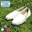 TOMS レディース スリッポン キャンバス クラシック Canvas Women's Classi...