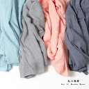 【最大2000円OFFクーポン配布中】【スーパーSALE 半額】LiSS リス コットンスカーフ ユニセックス 全4色
