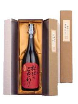 神杉酒造 大吟醸 杜氏のこだわり 1800ml ...の商品画像