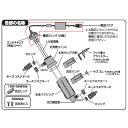 カミハタ T-T 36W 電源コード(Oリング付)