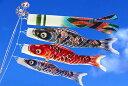 【特選】 最高級鯉のぼり 彩雲 1.5mネオビルダーセット 翔美吹流 ジャガードポリエステル使用 金