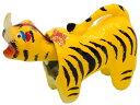 張子の虎 豆虎 全長14cm 【張り子の虎】【張子虎】【首振り虎】【五月人形】