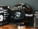 ダムトラックス The BLASTER ブラスターフルフェイスヘルメット フリーサイズ ブラック (バイザー&専用ブラスターゴーグル付) 送料無料
