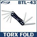 BBB トルクスフォールド BTL-43 (102171) TORX FOLD 8機能 携帯ツール 02P03Dec16