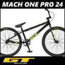 BMX GT MACH ONE PRO 24 (ブラック) 2018 ジーティー マッハワン プロ 24
