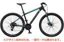 ビアンキ マウンテンバイク マグマ27.1 (マットブラック/チェレステ) BIANCHI MAGMA 27.1 (マットブラック/チェレステ) 2019