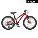 子供用自転車 GT STOMPER PRIME 20 (レッド) 2020 ジーティー ストンパー プライム 20 マウンテンバイク