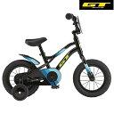 幼児用自転車 GT Runge 12 (ブラック) 2020 ジーティー ランジ12