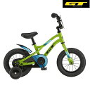 幼児用自転車 GT Runge 12 (グリーン) 2020 ジーティー ランジ12